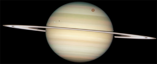 hubble images of saturn - photo #38