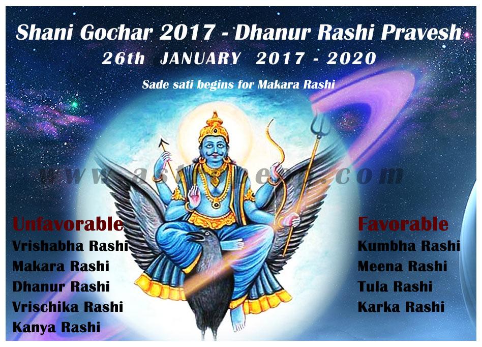 Shani Peyarchi 2017