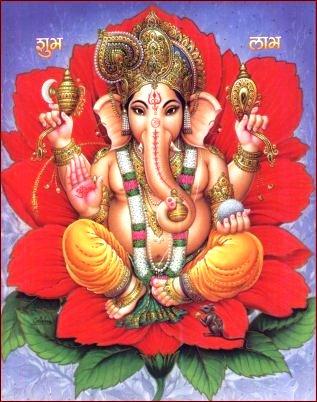 Haridra Ganeshji