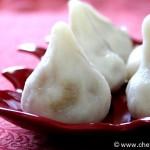 Rice Modak-Vella Kozhukattai