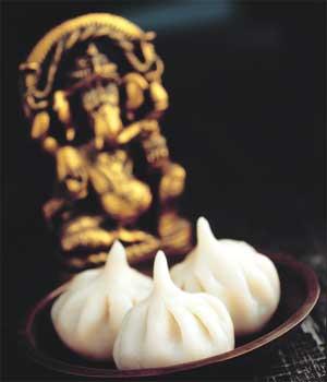 Modak for Ganesh Chaturthi-vinayakar Chavithi