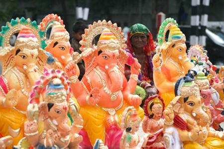 Ganesha Chaturthi-21 patra