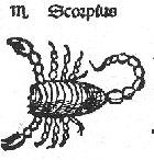 Vrsichika Rasi-Scorpio