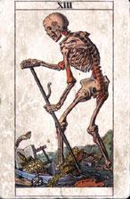 Death Card- Scorpio