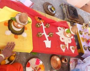 Navagraha and Mangal Shanti Prayoga at Shri Mangalnath, Ujjain
