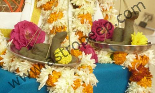 Sarpa Dosha Nivaran- Rahu Ketu Shanti Homa
