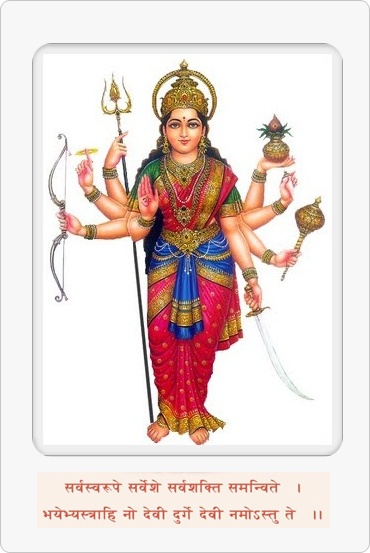 Durga Mantras for Navarathri- Chanting and meditation