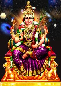Goddess Durga/Lalitha Parmeswari