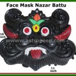 FAce Mask-Nazar Battu