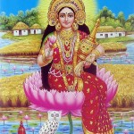 Lakshmi Kataksham – Understanding the symbols of the Godess of Wealth