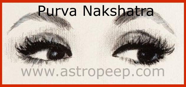 Purva Nakshatra