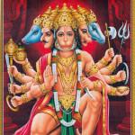 Panchamukhi Hanumanji
